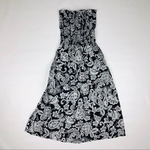 Dresses & Skirts - Summer Fun Strapless Dress
